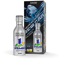 XADO® Acondicionador Atómico de Metal 1 Stage New Car para vehículos nuevos