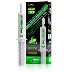XADO® Acondicionador Atómico de Metal 1 Stage Maximum Transmisión Diesel Truck para transmisión mecánica de camión diésel